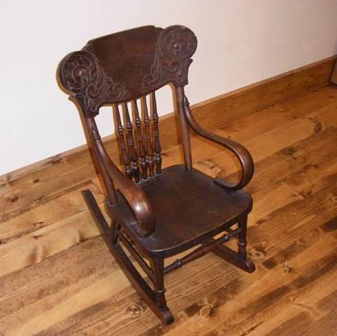 Fine What Is New Today65365 Antique Childs Rocking Chair Images Beatyapartments Chair Design Images Beatyapartmentscom