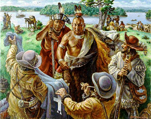 relationship between native americans and colonists in the early 19th century Provided in which europeans came into contact with the primitive cultures of panic america in the modern nations of these same regions the percentage of the indian population still remains highest, amounting to fifty percent or more in some cases culture-in spite of the fact that till well into the nineteenth century the in.
