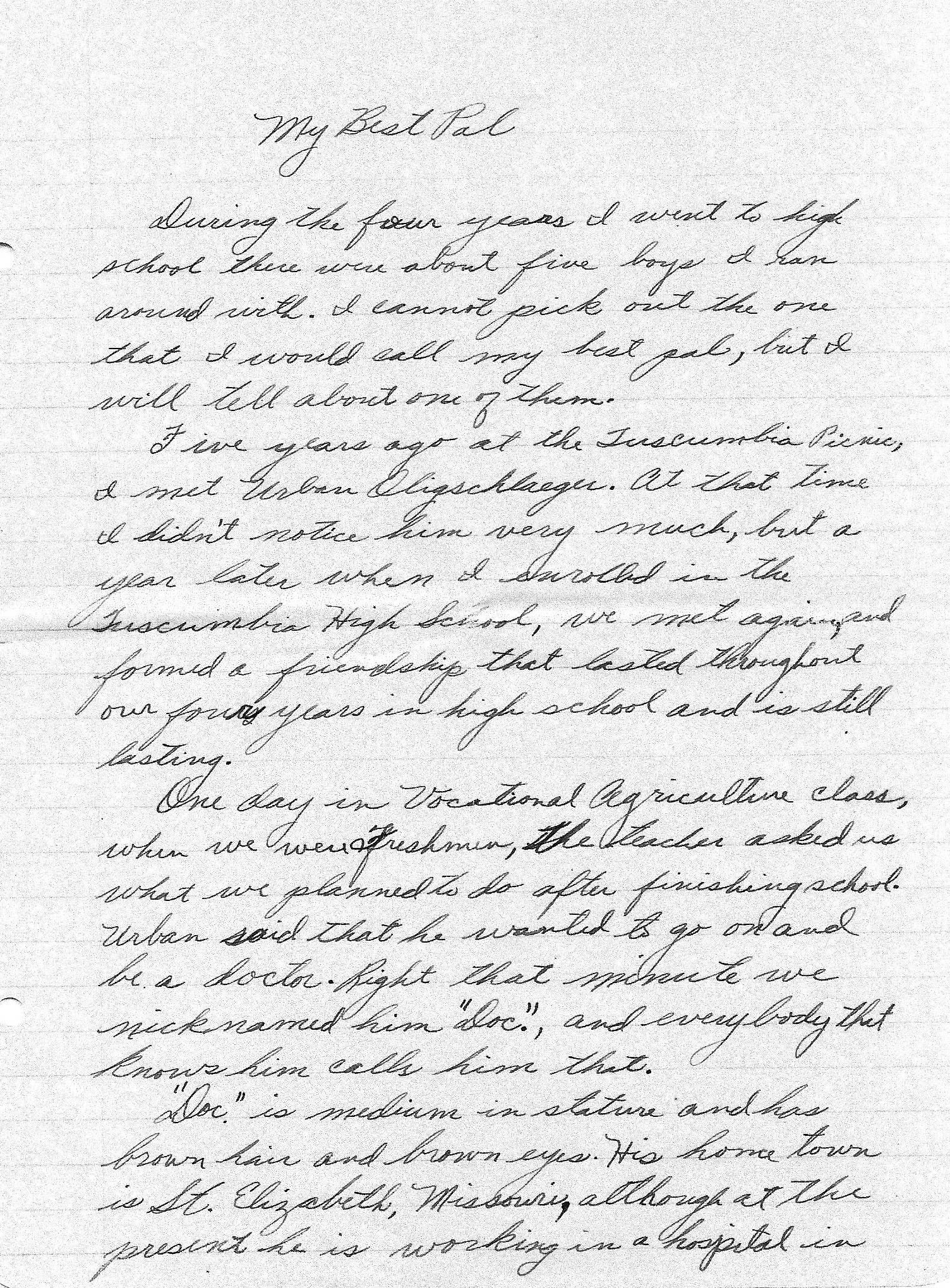 president s page miller county museum historical society Head Football Coach Resume 32 otis nixdorf letter