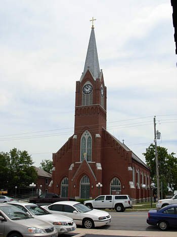 St. Lawrence Catholic Church