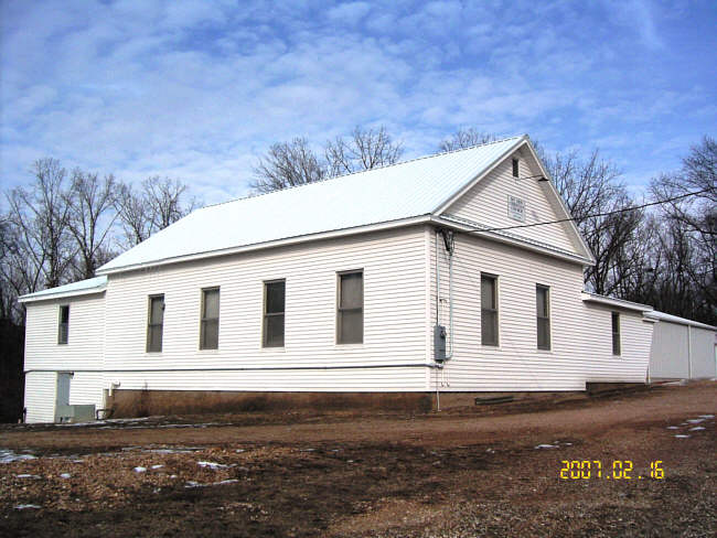 Mt. Zion Christian Church