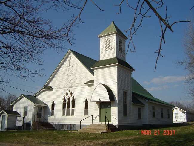 Olean Christian Church