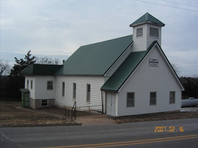 Ulman Christian Church