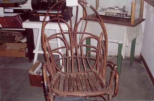 13 Rocking Chair made by John Wright