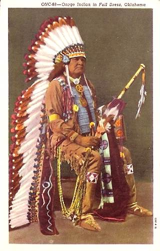 26 Indian Chief Full Dress