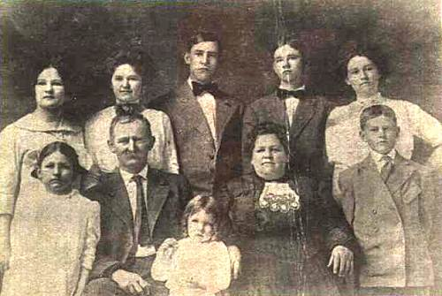 04 Willis Burris Family