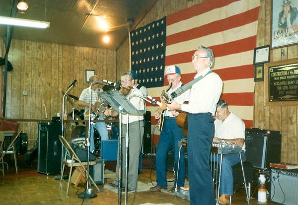 07 Valley Ranch Boys playing at Eldon VFW - 1986