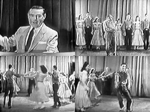 13a Ted Mack Amateur Hour - Lake of the Ozarks Square Dance Team - 1953