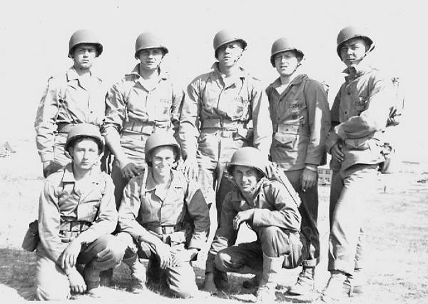 34 Marine Corps - Gene 4th from Left
