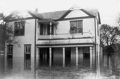 56c Goosebottom Home in Flood