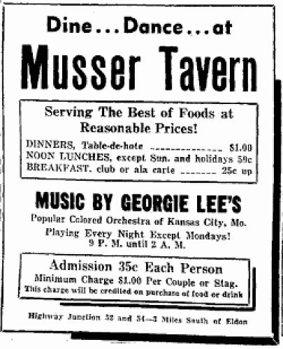 17 Newspaper Ad for Event