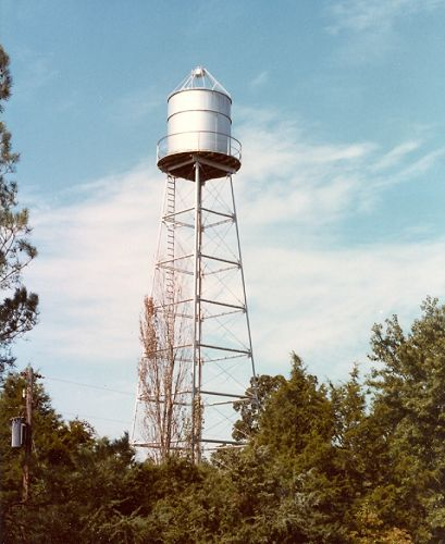 35f Musser El Rancho Water Tower