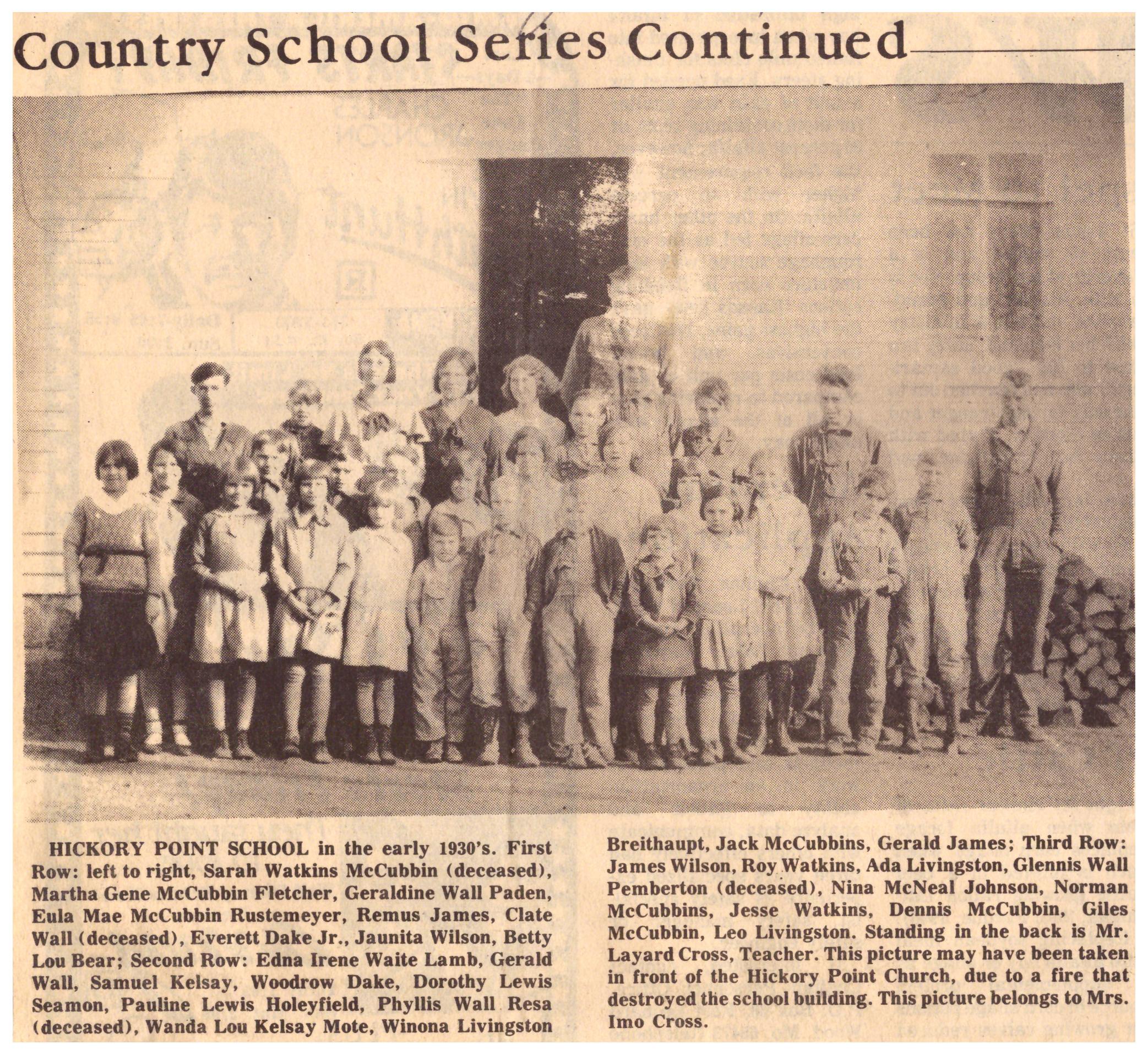 School #060 - Miller County Schools Project