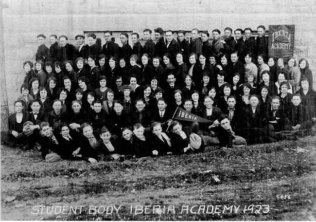 Iberia Academy 1923