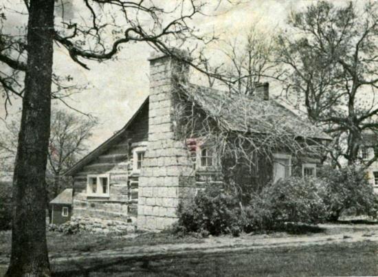 Adda Danforth Weaving Cabin